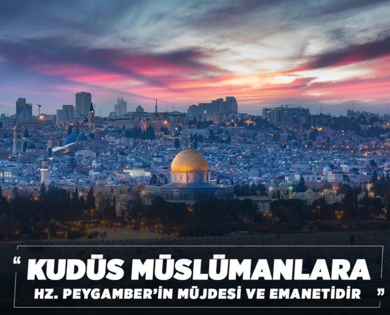 KUTSAL BELDE KUDÜS'TE GÖRÜLMESİ GEREKEN YERLER